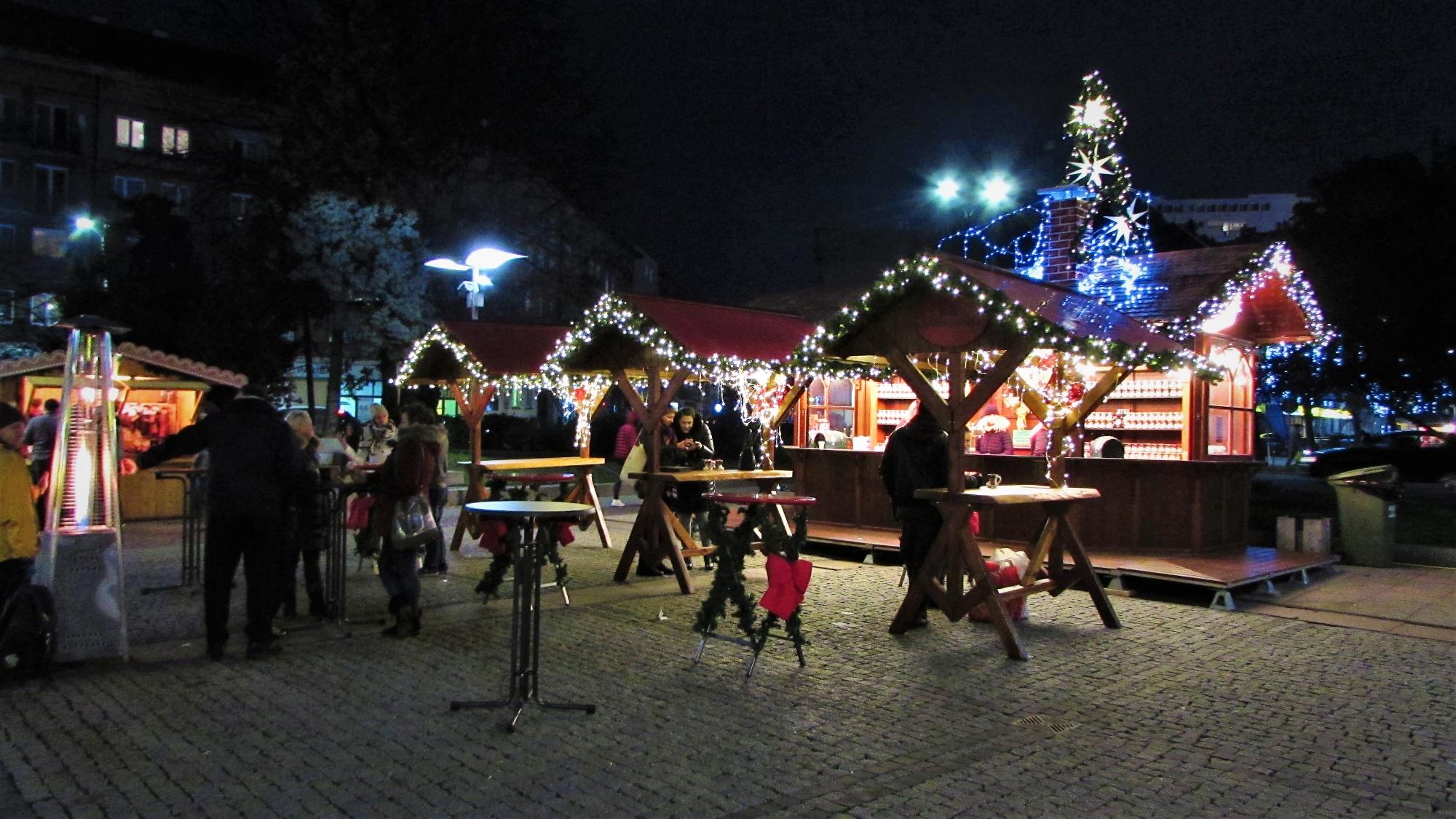 Szczeciński Jarmark Bożonarodzeniowy 2019