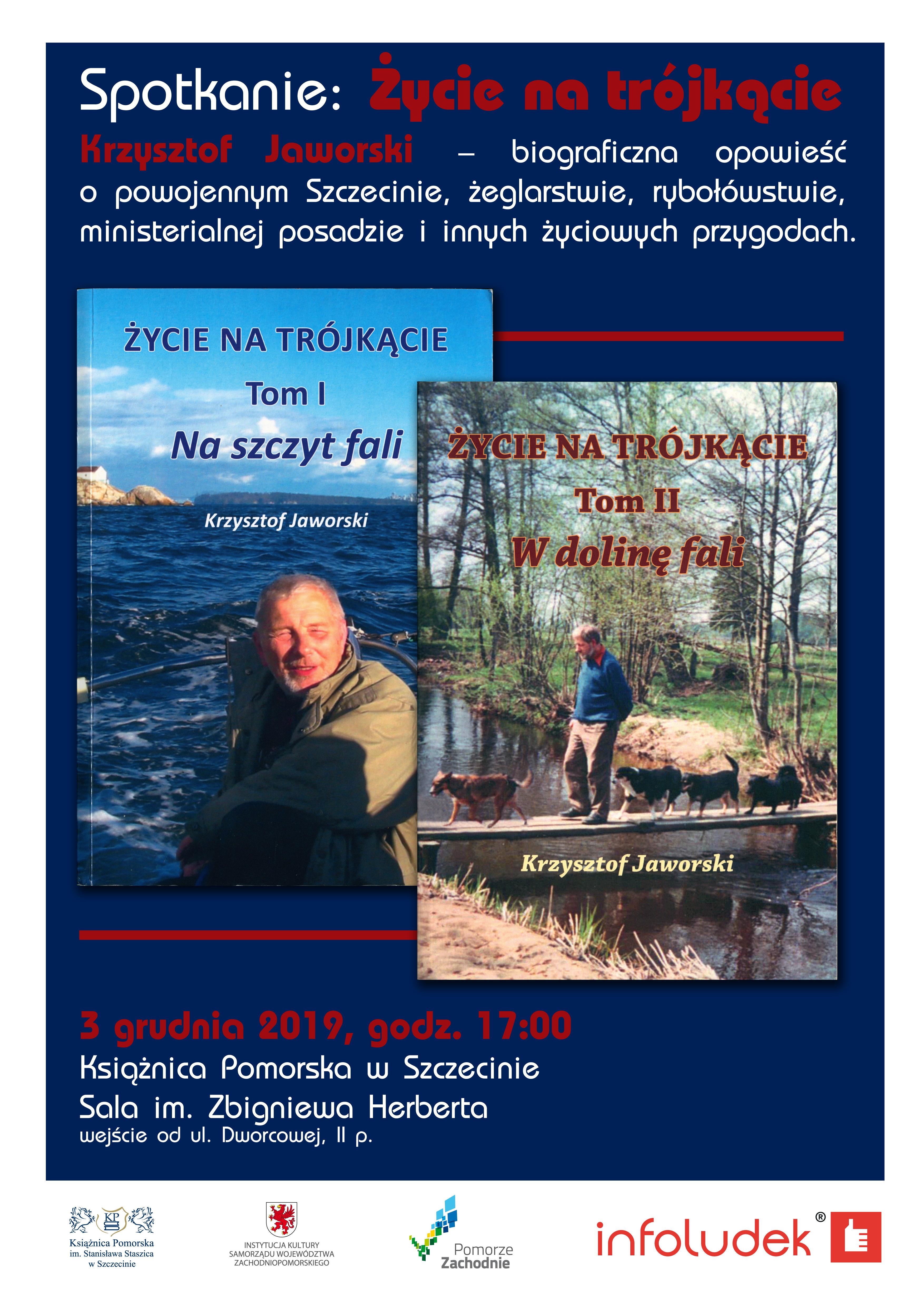 Spotkanie autorskie z Krzysztofem Jaworskim