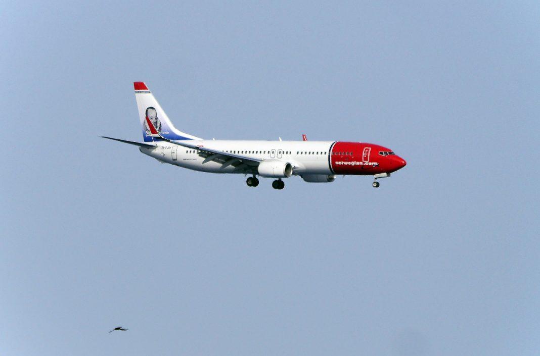połączenie lotnicze Szczecin-Kopenhaga Norwegian