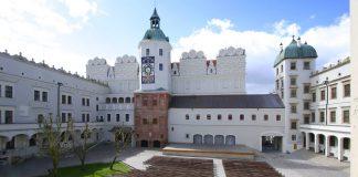 katastrofa Zamek Książąt Pomorskich śledztwo umorzenie