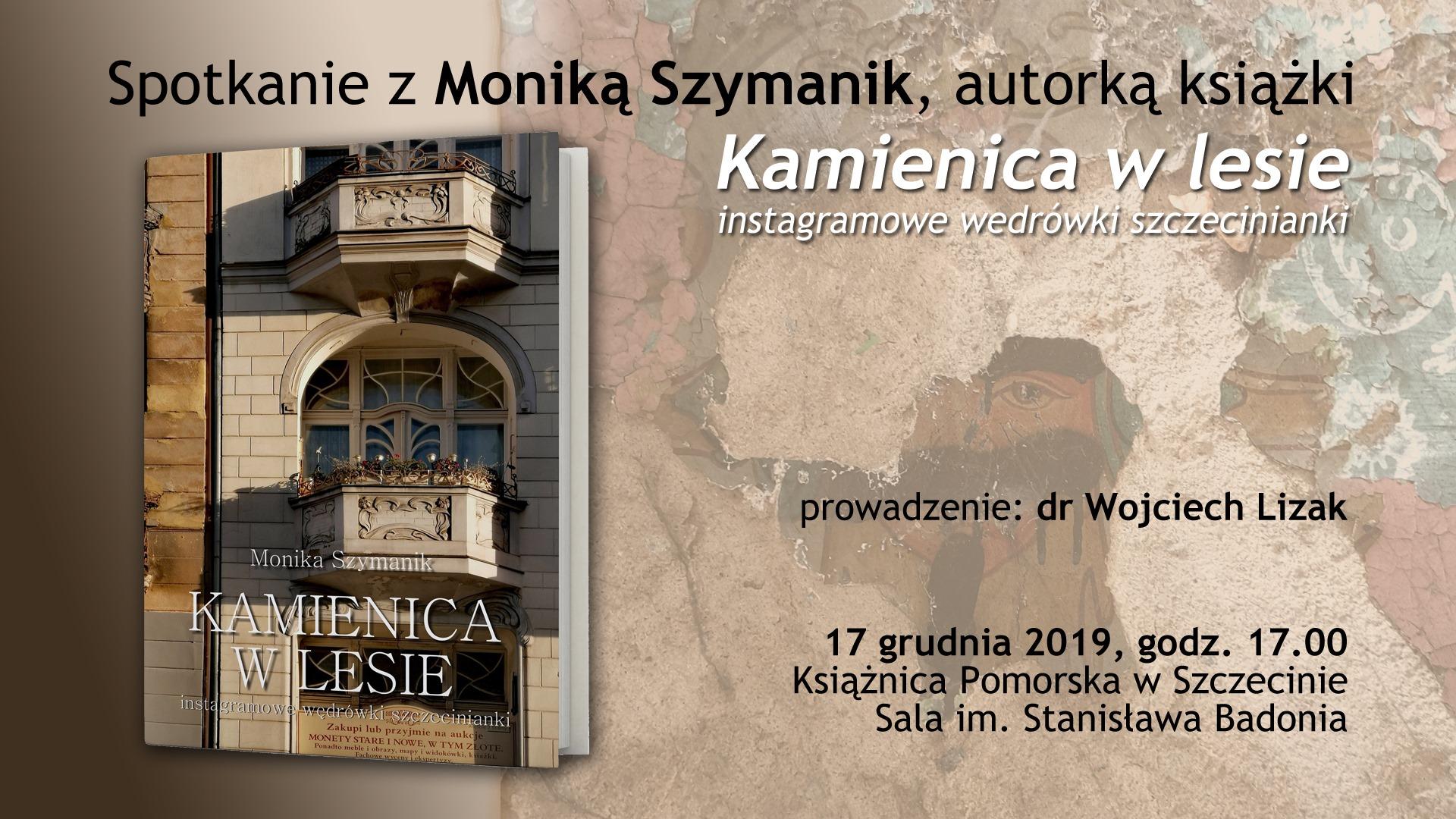 Kamienica w lesie - Monika Szymanik