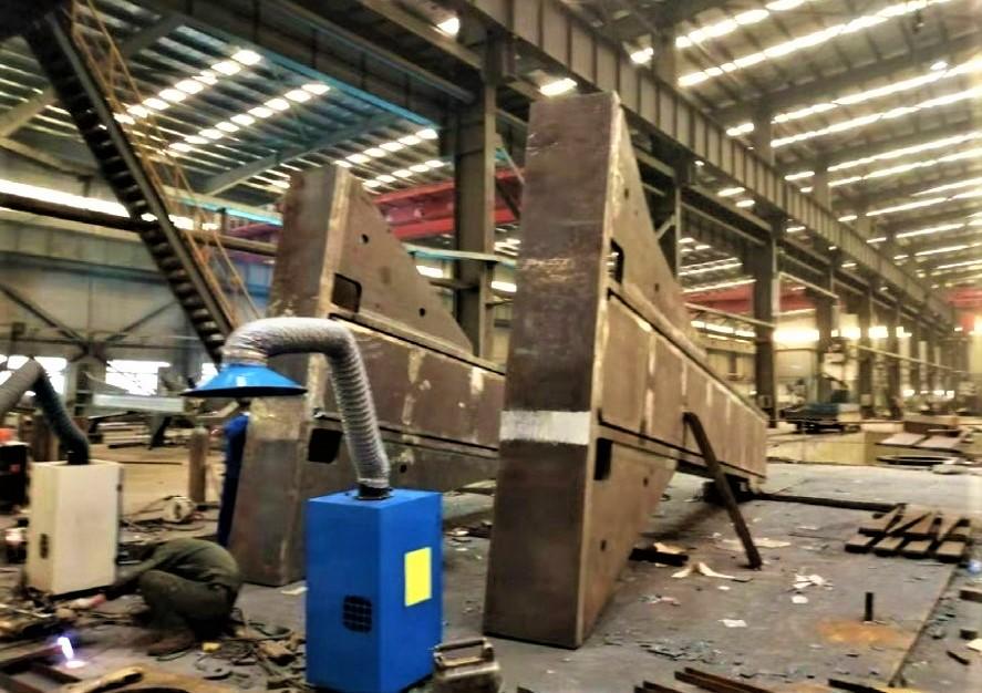maszyna TBM budowa
