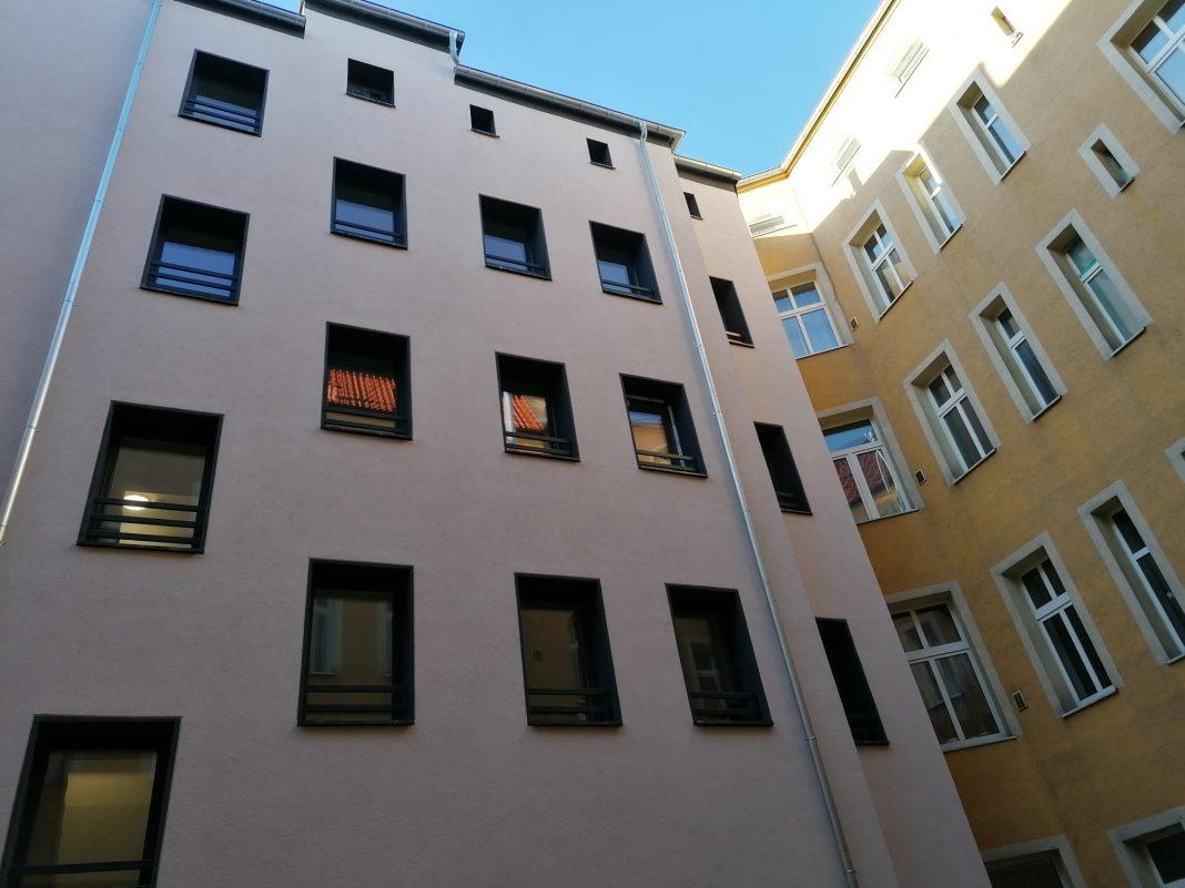 oficyny remont Szczecin