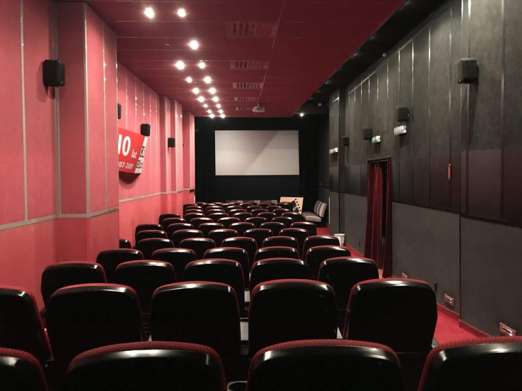 Kino Pionier Kino Przyjazne Sensorycznie
