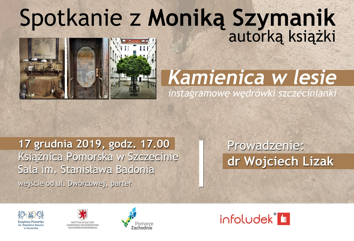 Monika Szymanik Książnica Pomorska