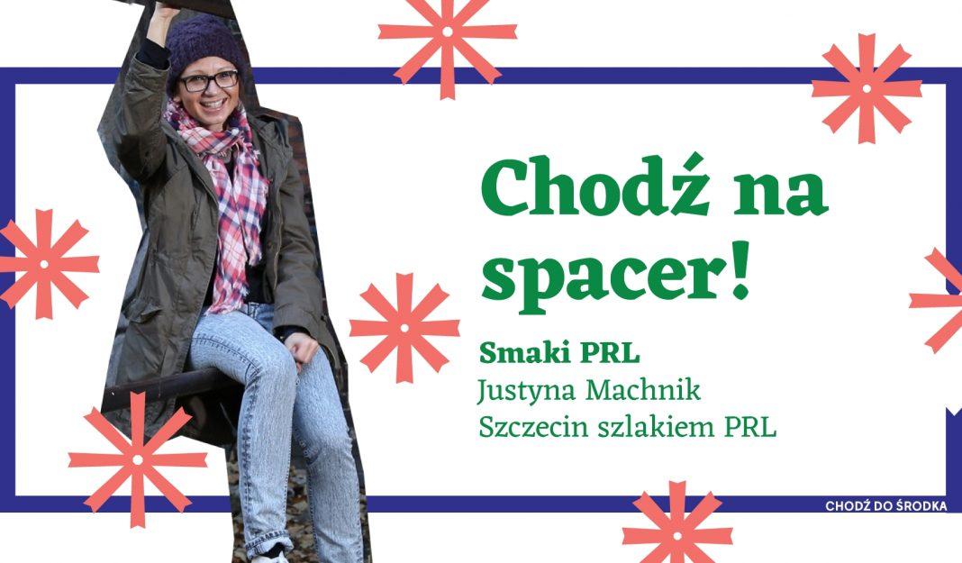 spacer Smaki PRL