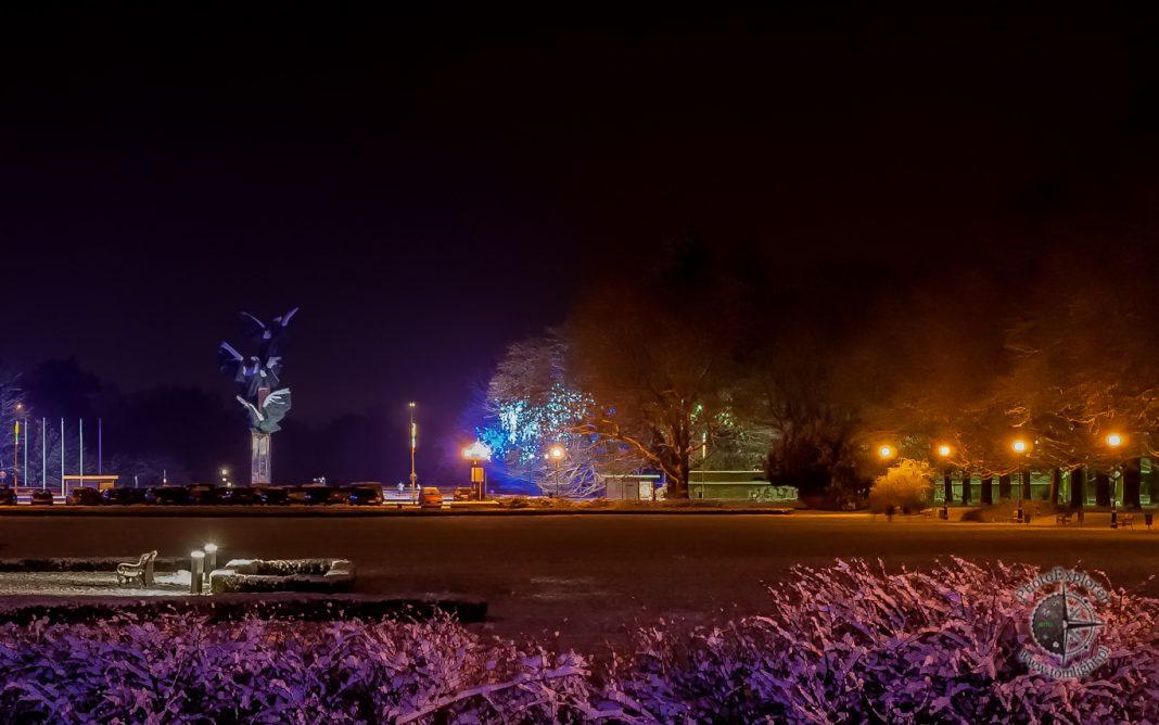 pogoda święta Boże Narodzenie Szczecin