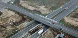 wiadukt węzeł Szczecin Kijewo przetarg