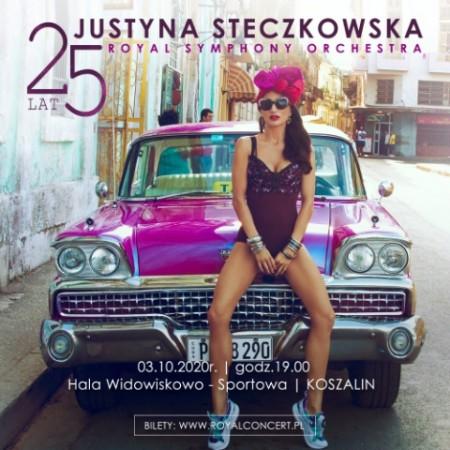 Justyna Steczkowska - 25 lat