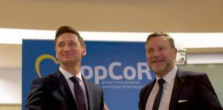 Olgierd Geblewicz przewodniczący EPL Europejski Komitet Regionów