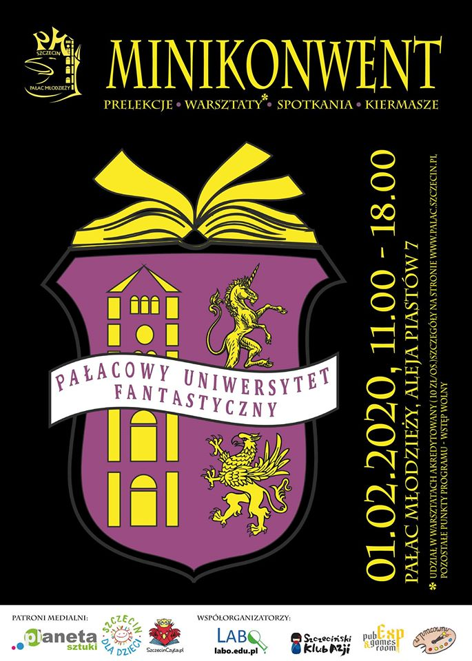 IV Pałacowy Uniwersytet Fantastyczny