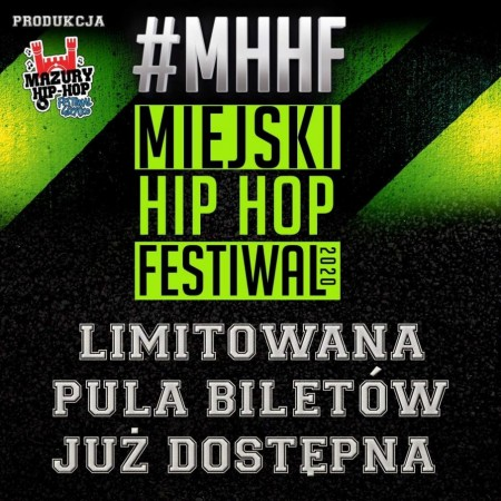 #MHHF Miejski Hip Hop Festiwal