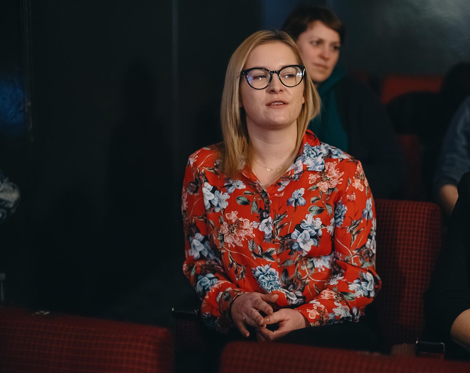 Dyplomy FNC 2019 studentki Szczecin