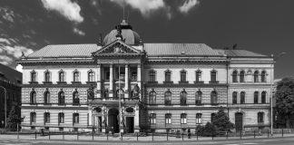 Pałac Ziemstwa Pomorskiego renowacja