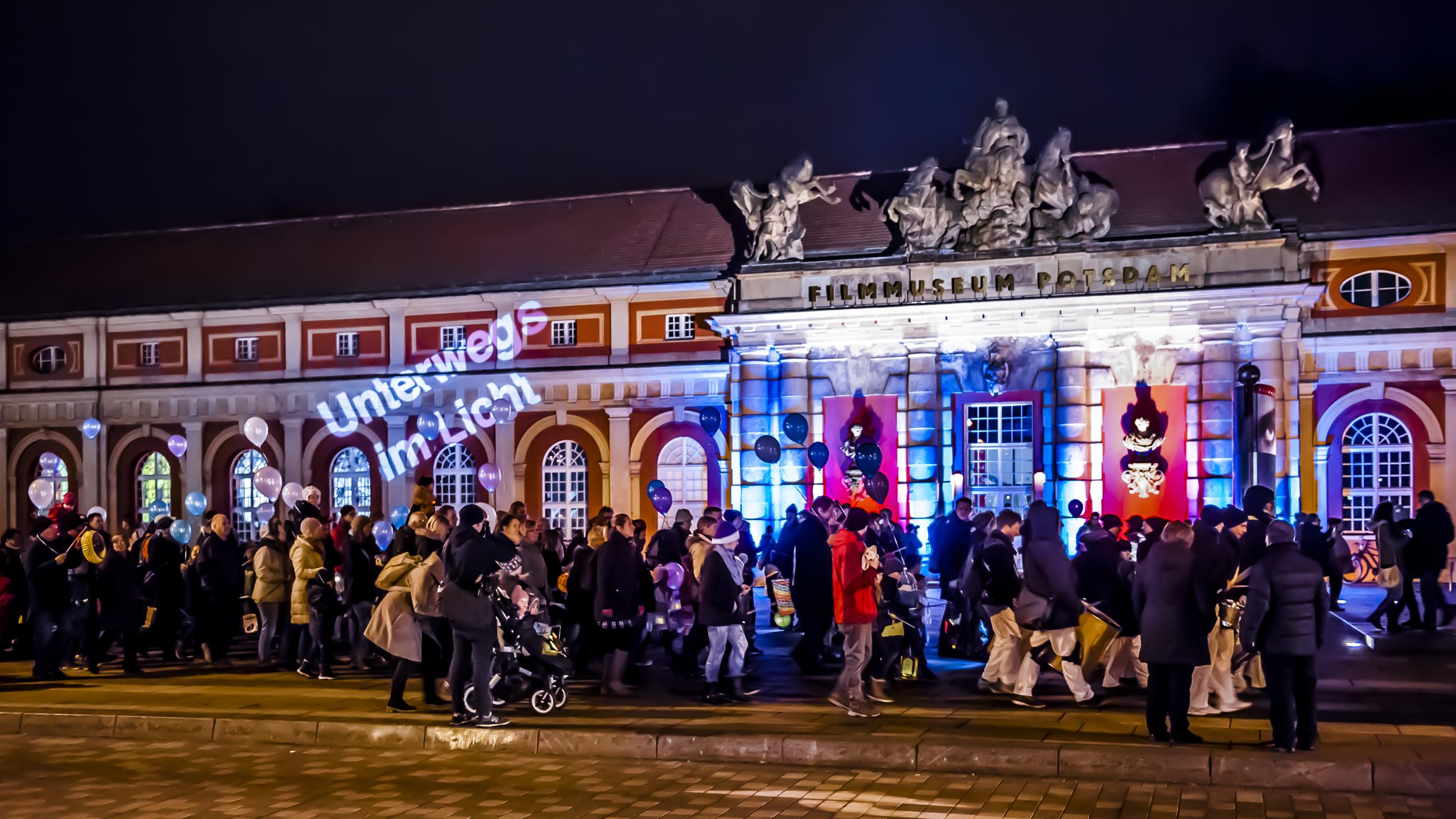 Festiwal Świateł Poczdam