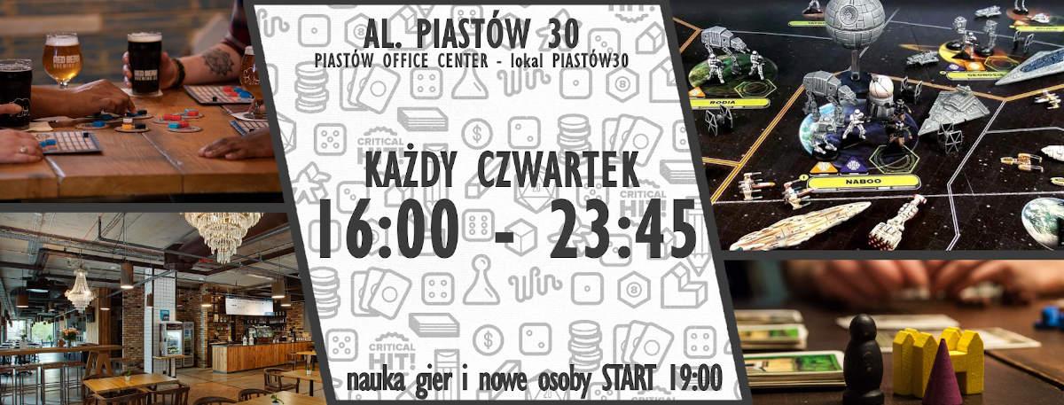 GeekON Gry Planszowe Szczecin