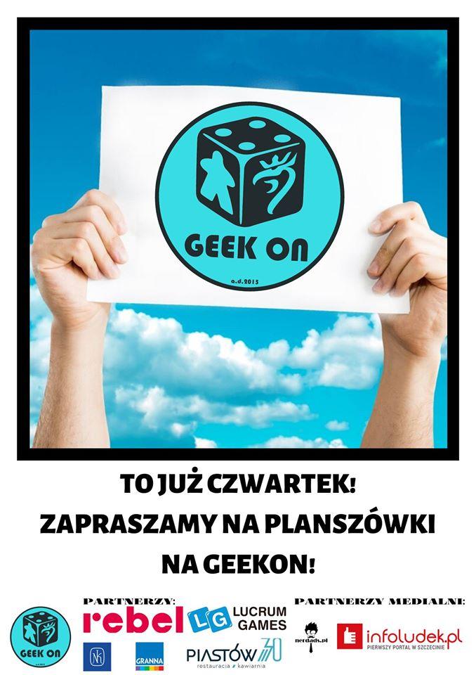 GeekOn - Gry Planszowe Szczecin