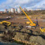 aquapark fabryka wody postęp prac styczeń 2020