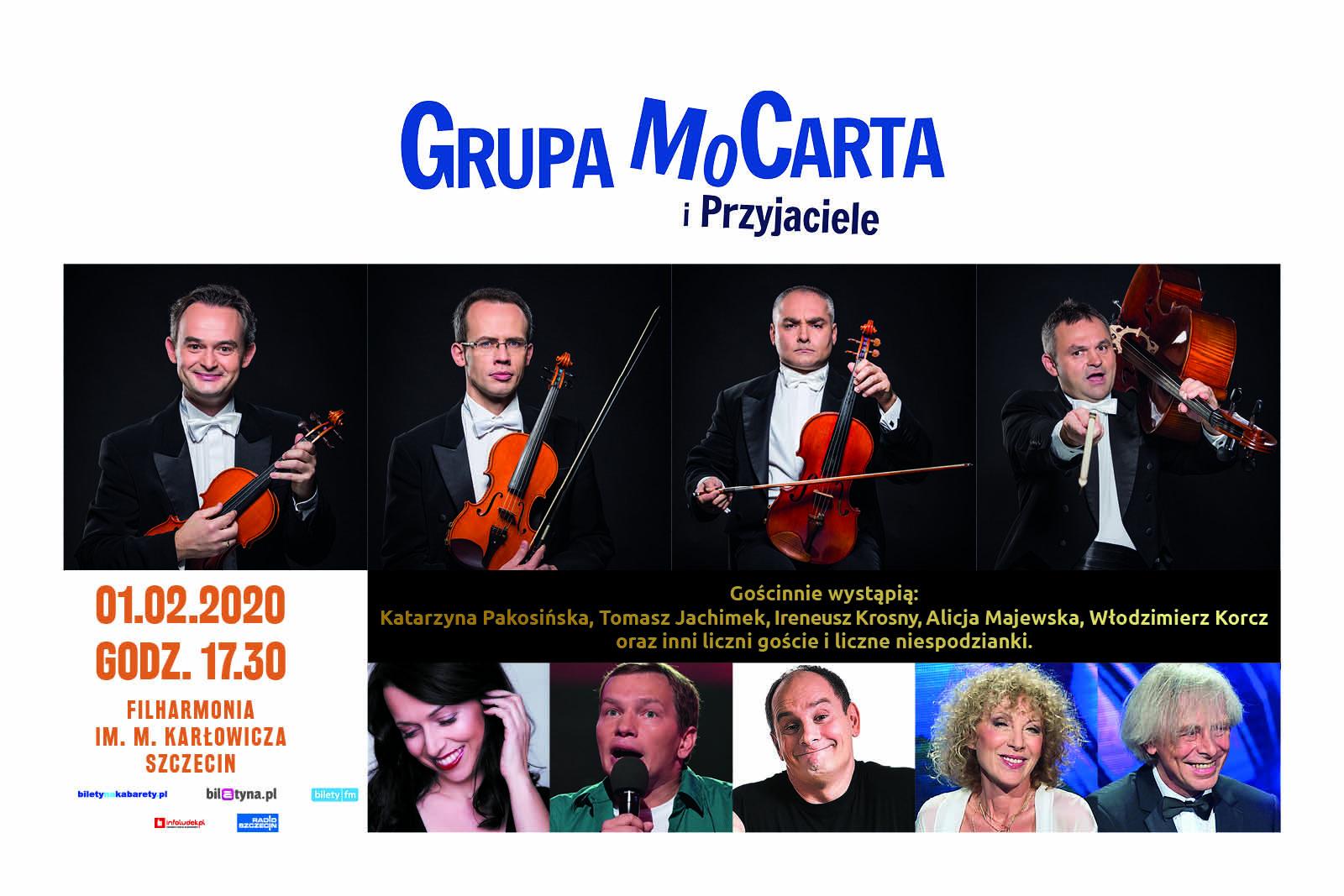 Grupa MoCarta iPrzyjaciele Szczecin luty 2020