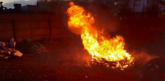 wypalanie kabli Pomorzany mandat