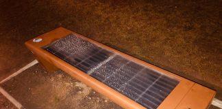 ławki solarne Szczecin
