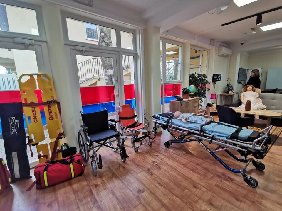 Ośrodek Symulacji Medycznych Międzyzdroje