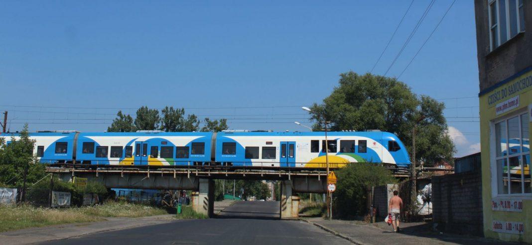 bilety okresowe ZDiTM pociągi REGIO 2020 rok