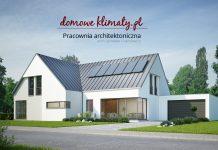 projekty domów Domowe Klimaty