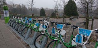 rower miejski IV generacji Szczecin