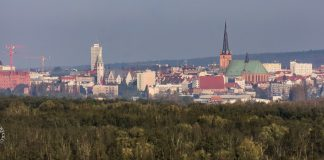 najszybciej rozwijające się miasta Unia Europejska