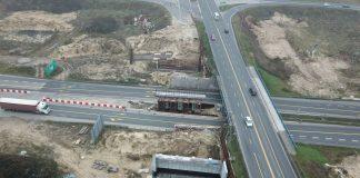 wiadukt węzeł Szczecin Kijewo wykonawca