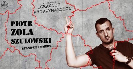 hype-art prezentuje: Piotr Zola Szulowski w programie 'Granice wytrzymałości'
