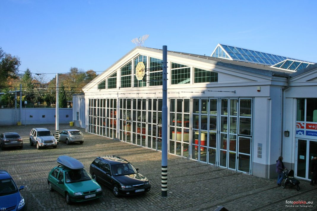 Muzeum Techniki i Komunikacji rozbudowa przetarg