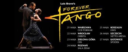 FOREVER TANGO LUISA BRAVO