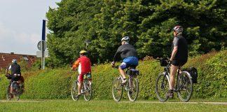 ścieżka rowerowa Kijewo Jezierzyce budowa