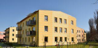 mieszkania komunalne osiedle Nad Płonią