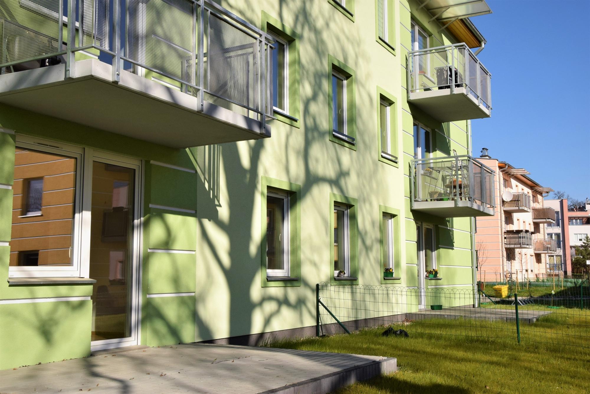 mieszkania komunalne osiedle NadPłonią