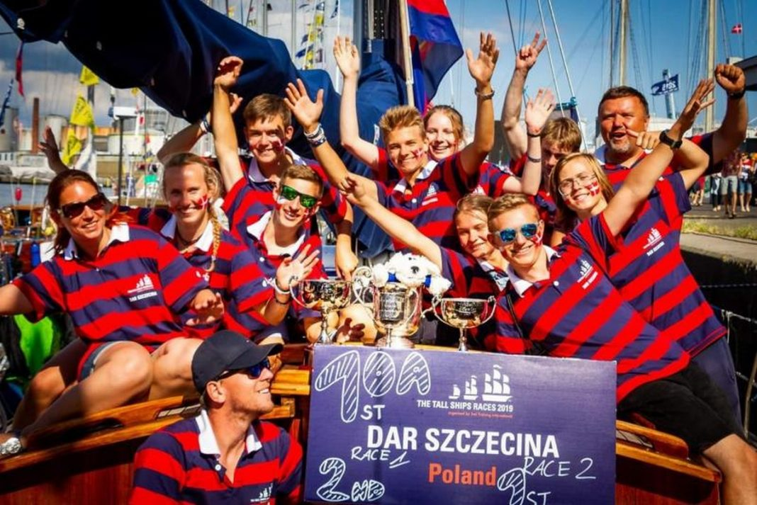 reprezentacja szczecina tall ships races 2020