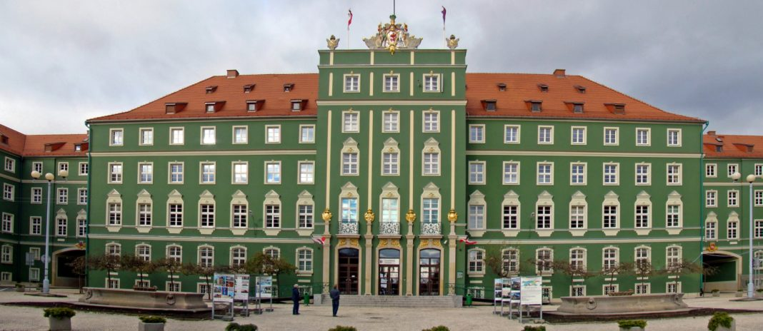 Urząd Miasta Szczecin zamknięcie budynku