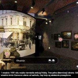 Muzeum Powstania Warszawskiego [wirtualny spacer]