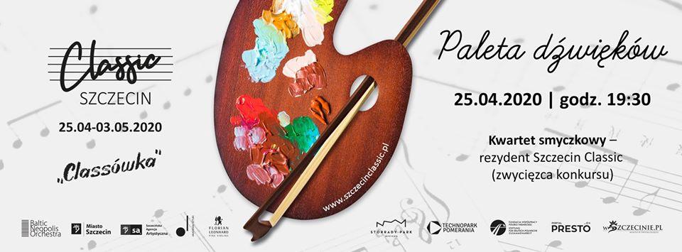 Szczecin Classic - Paleta dźwięków