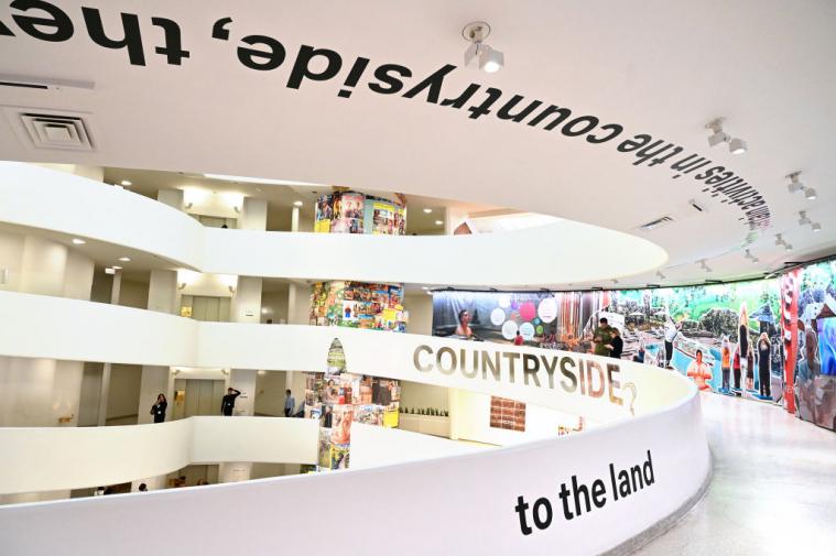 Muzeum Guggenheima w Nowym Jorku [wirtualny spacer]