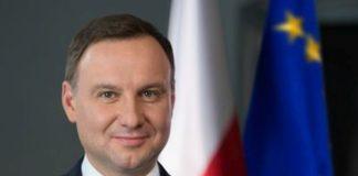 Andrzej Duda wizyta Drawsko Szczecin Kołbaskowo