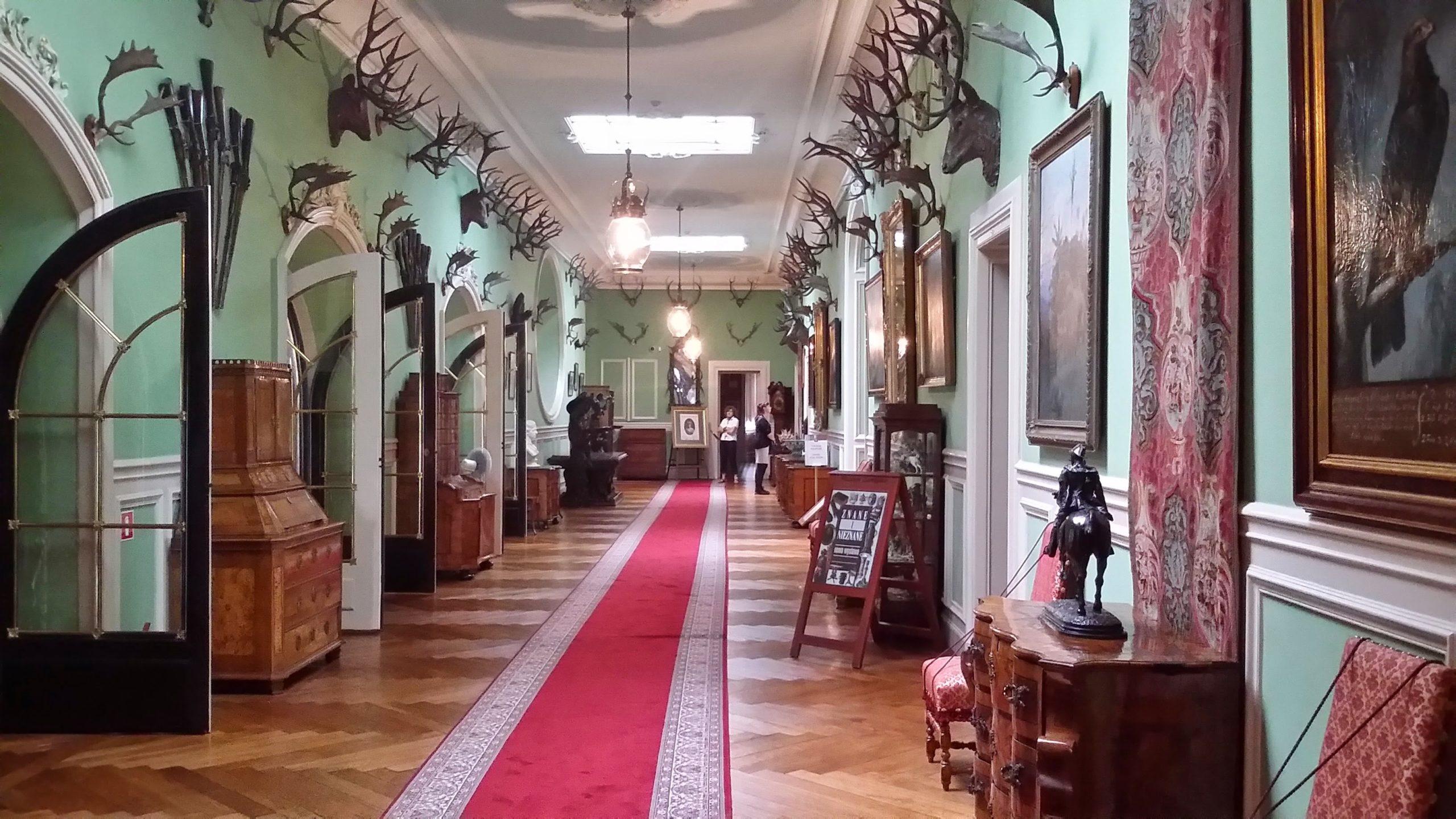 Muzeum Zamkowe w Pszczynie [wirtualny spacer]