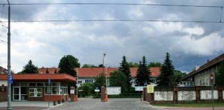 szpital zakaźny ul. Arkońska Szczecin