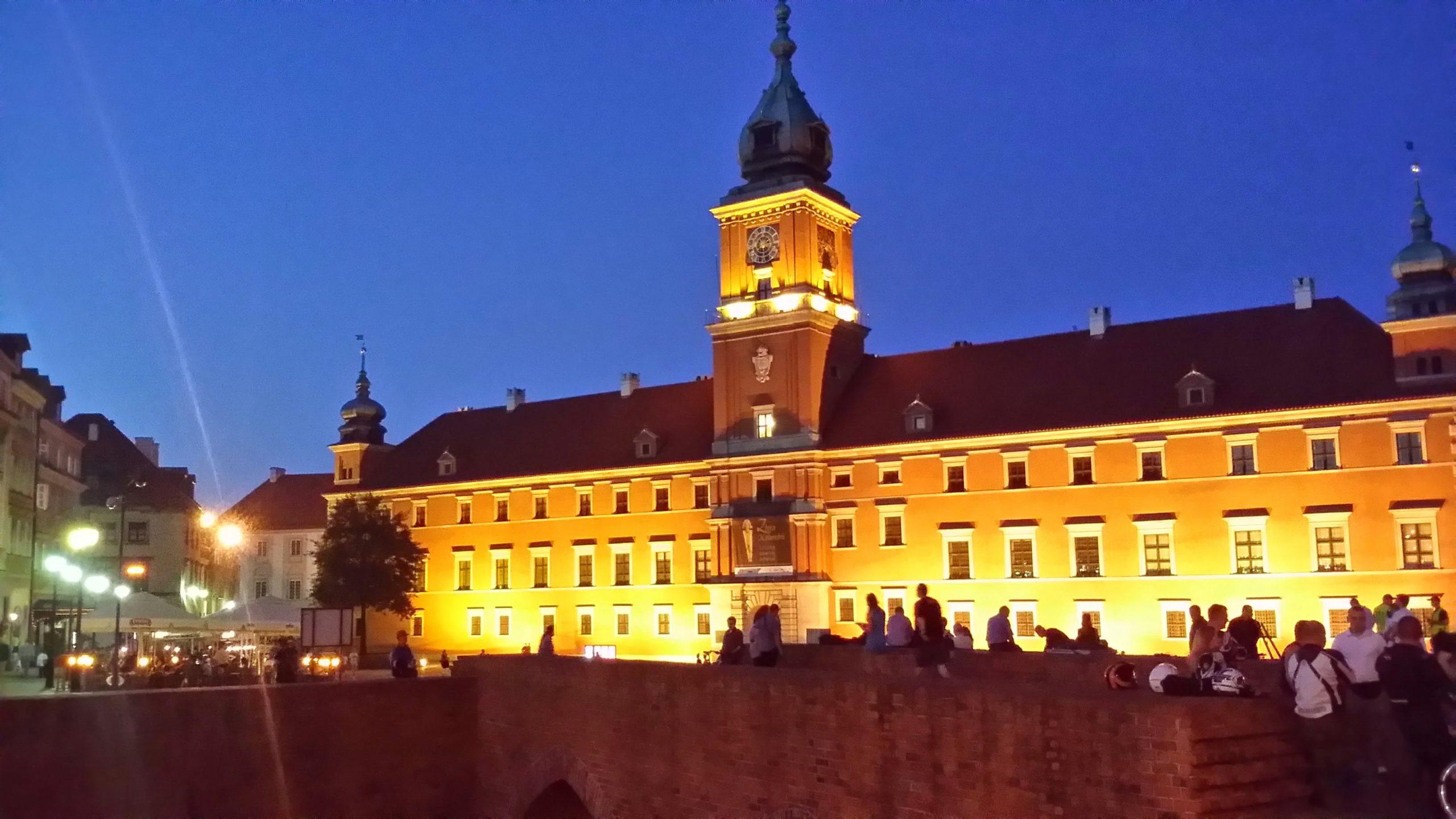 Zamek Królewski w Warszawie [wirtualny spacer]