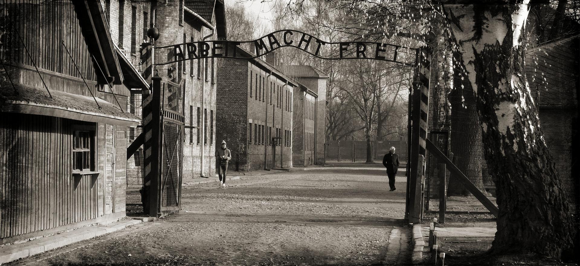 Auschwitz-Birkenau. Niemiecki nazistowski obóz koncentracyjny i zagłady