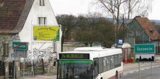 komunikacja miejska Szczecin zmiany marzec 2020