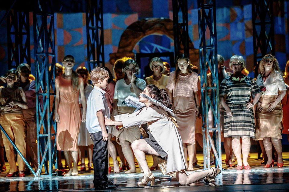 Carmen - opera online