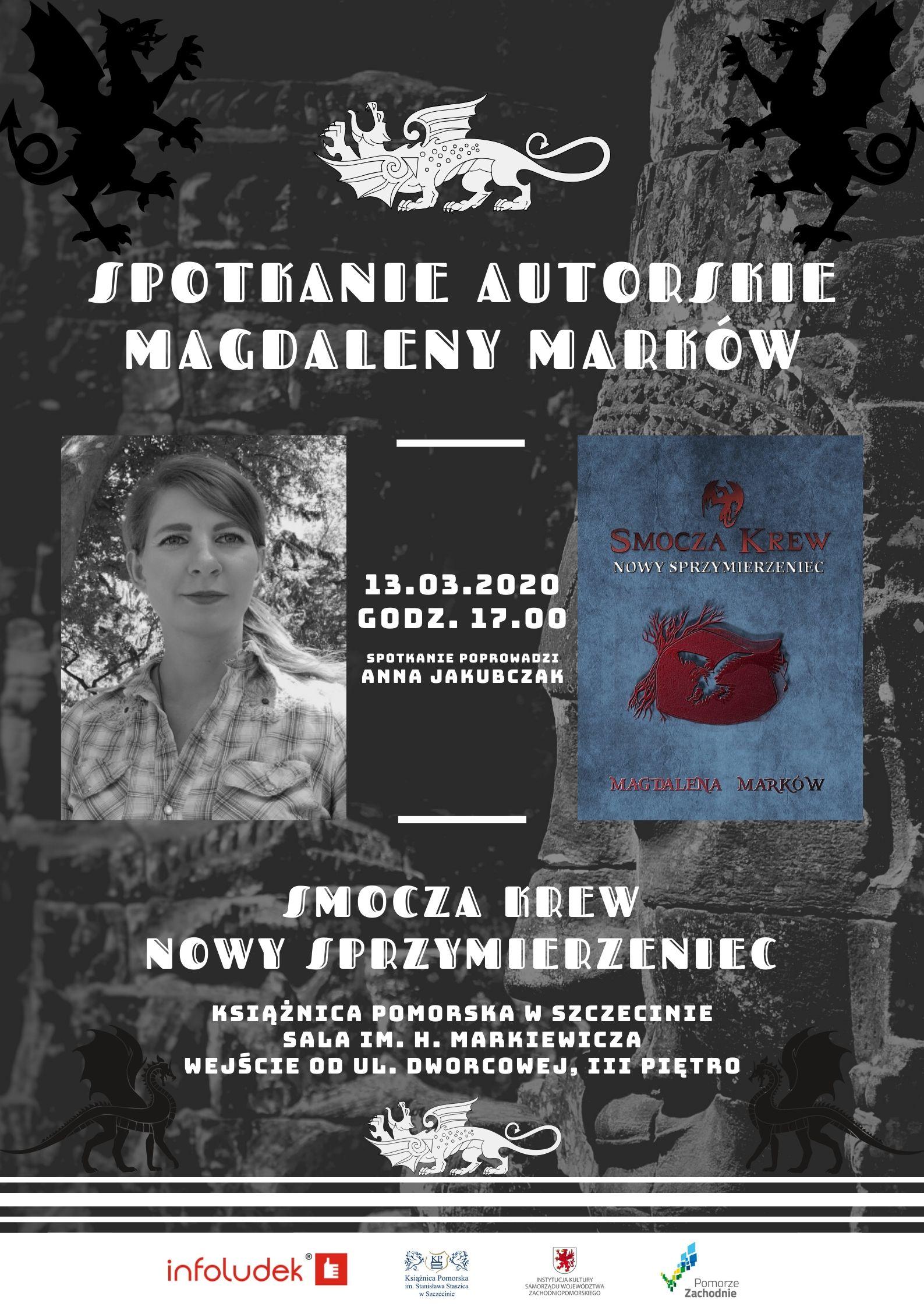 Magdalena Marków Książnica Pomorska